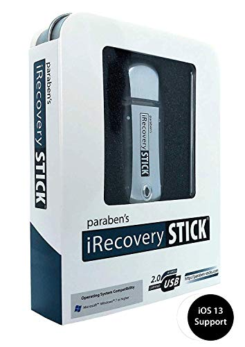 iRecovery Stick - Data Recovery and Investigation Tool for iPhones and iPads