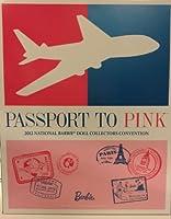 バービー ゴールドラベル  パスポート・トゥ・ピンク  ギフトセット