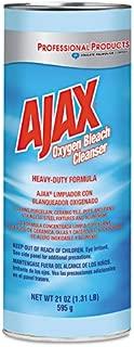 Oxygen Bleach Powder Cleanser, 21 oz Container, 24/Carton