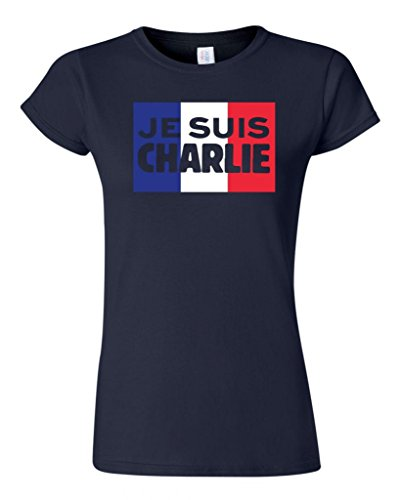Junior Je Suis Charlie T-Shirt Tee
