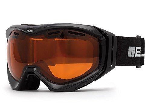 Bloc Goggles CA4 Noir Carve Visor Goggles