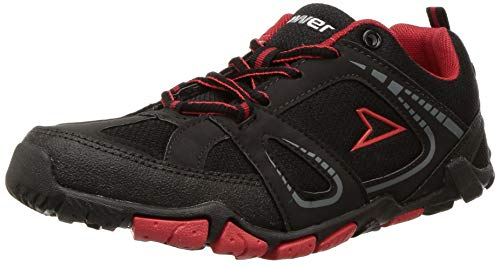BATA Boy's New Lionel Youth Black Running Shoes-2 (4316263)