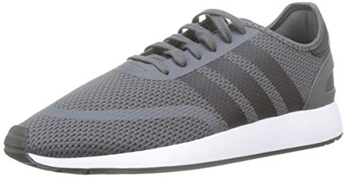adidas N-5923-BD7819, Herren Gymnastikschuhe, Grau (Grey Six/Core Black/Ftwr White), 44 EU (9.5 UK)