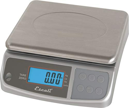 CARLISLE FOODSERVICE PRODUCTS San Jamar SCDGM66 M-Series Digital Food/Kitchen Scale, 66lb Capacity