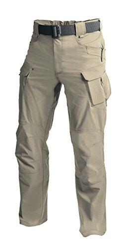 Helikon Hommes Outdoor Tactique Pantalon Kaki taille S Reg