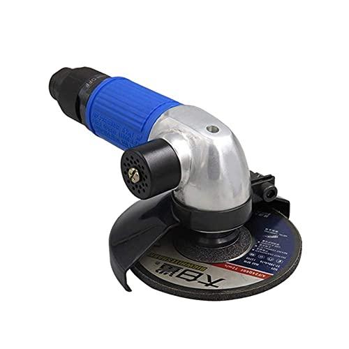 Herramientas neumáticas Amoladora Angular neumática de 4 Pulgadas, máquina cortadora de Grado Industrial, pulidora de muela abrasiva neumática de 100 mm para renovación de viviendas, fabricación de
