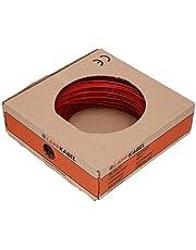 10 meter Lapp 4520045 PVC enkele ader H07V-K 10 mm2 rood