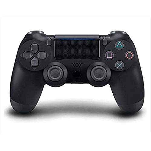 PS4 Wireless Bluetooth-Spielekonsole, PS4 Game Console Controller, PS4 Game Console-Zubehör, Wireless Bluetooth Schwarz