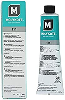 Molykote Valve Lubricant and Sealant 5.3 oz. Tube