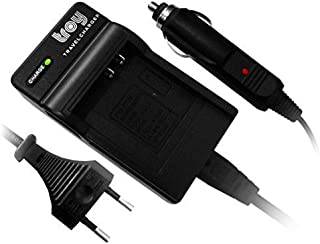 Troy Cargador para Canon PowerShot IXUS NB-11L NB11L para Canon IXUS 125HS, 132, 135, 140240HS 265hs PowerShot A2300A2400IS, A2500, A2600A3200IS, A3300IS A3400IS, A3500IS A4000IS