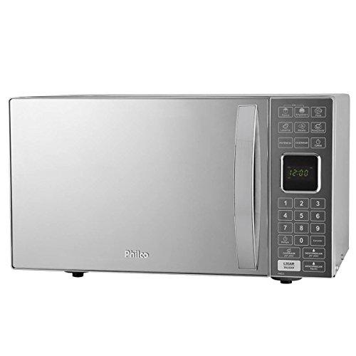 Micro-ondas 25 litros PME25 com Porta espelhada 220v 1400W - Philco