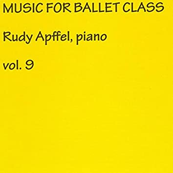 Music for Ballet Class, Vol. 9