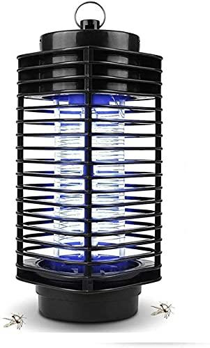 Serrale Lámpara de Mosquitos eléctrica UV Repelente de Mosquitos eléctrica al Aire Libre Trampa de Insectos de 40 m² para el hogar y el jardín