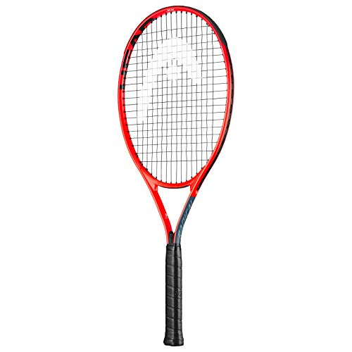 HEAD Unisex Jugend Radical Jr. 26 Tennis Racket, orange, 0