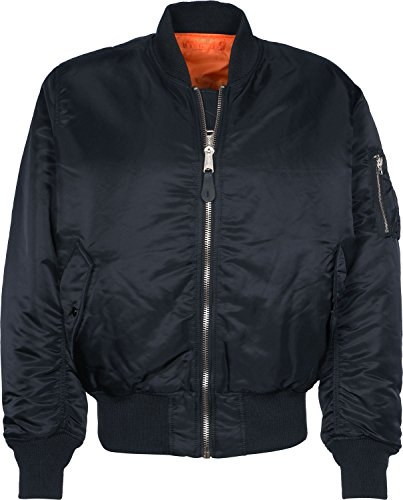 Alpha Industries MA-1, Chaqueta para Hombre, Azul (rep.blue 07), 3X-Large