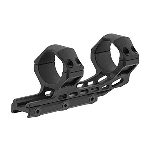 UTG Leapers AIR42250 Inc Accu-Sync Offset Picatinny Rings, 34mm High Profile, 50mm, Black