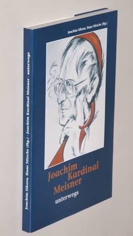 Sikora, Joachim/ Nitsche, Hans [Hrsg.]: Joachim Kardinal Meisner. unterwegs. Bad Honnef, Kath.-Soziales Inst. der Erzdiözese Köln, 2000. 8°. 264 S., Ill. kart. (ISBN 3-927566-22-5)