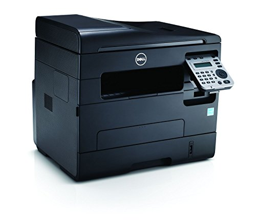Dell Computer 1265dnf Wireless Monochrome Printer with Scanner, Copier and Fax