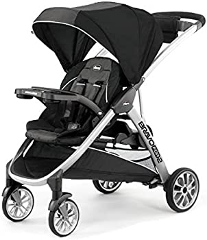 Chicco Bravo For2 Standing/Sitting Double Stroller