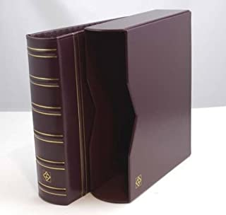 Lighthouse Vario-G Classic Binder with Slipcase, Burgundy