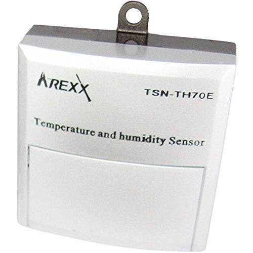 Arexx TSN-TH70E - Sensore di temperatura e umidità...