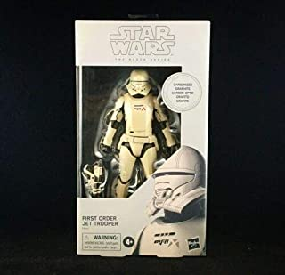 HASBO The Black Series First Order Jet Trooper (Walmart Exclusive)