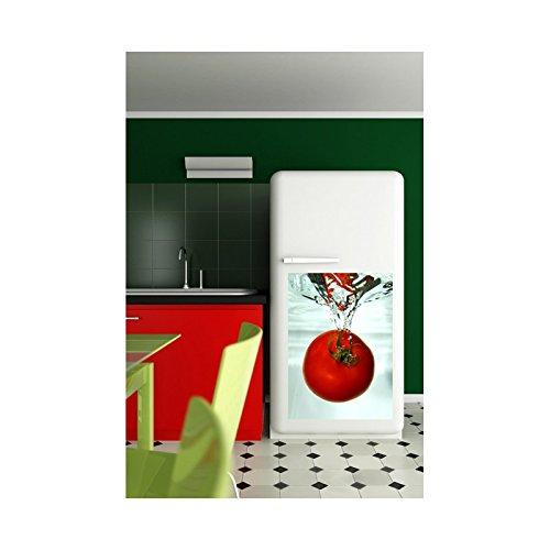 Koelkaststicker tomaat L 80cm x H 112cm