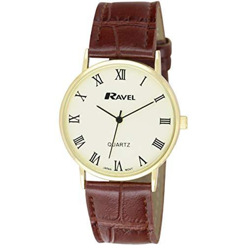 Ravel - Ravel Men's Classically Styled Fashion Watch. Orologio