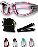 Pink Nursing Goggles For Women - Protective Eyewear Safety Glasses - Anti Fog - Anti Scratch | onion...