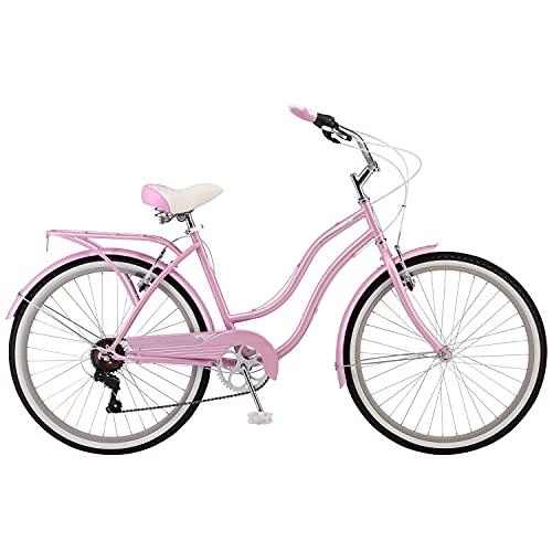 41vURcJL+rS. SL500 Schwinn Perla Womens Beach Cruiser Bike