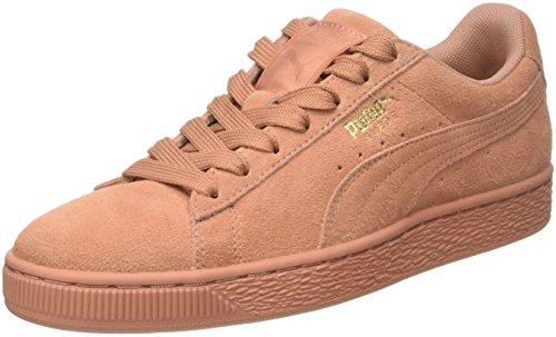 PUMA Unisex-Erwachsene Suede Classic Tonal Sneaker, Beige (Muted Clay-Muted Clay-Muted Clay), 41 EU