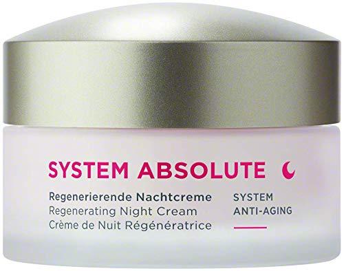 Annemarie Börlind System Absolute femme/women, Anti Aging Night Cream, 1er Pack (1 x 50 ml)