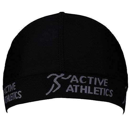 Active Athletics Skullcap Pro, schwarz