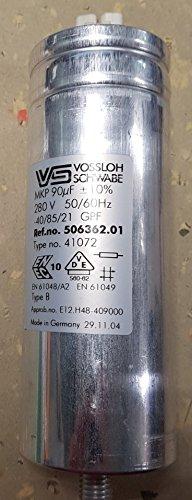 5066362.01Type no. 41072MKP 90MF +/-5% 280V 50/60Hz