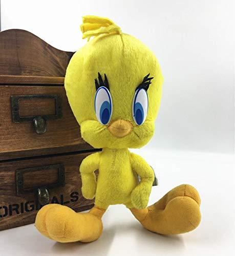 changshuo Stofftier Looney Tunes Tweety 22cm Plüschtiere Das Gelbe Vogel Gefüllte Spielzeug