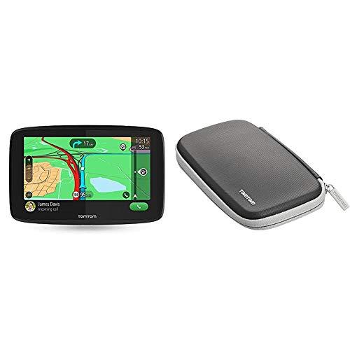TomTom GPS para Coche GO Essential, 6 Pulgadas, con tráfico y Prueba...