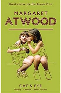 (Cat's Eye) By Margaret Atwood (Author) Paperback on (Nov , 1995)