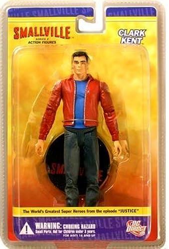 DC Direct Smallville Series 2 Action Figure Superman (Clark Kent) by Smallville