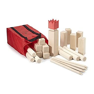 Kubbspel Classic Kubb Game (Made in Italy)