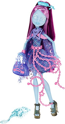 Monster High Mattel CDC33 - Verspukt Geisterschüler Kiyomi Haunterly Puppe