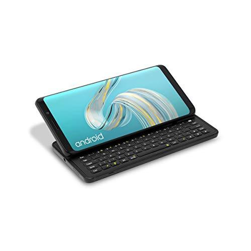 F(x)TEC F(x)tec Pro1 英語配列 5.99型 Curved縁 メモリ/ストレージ: 6GB/128GB Dual Nano SIMフリースマートフォン F(x)tec Pro1 ブラック F(x)tecPro1