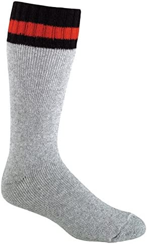 FoxRiver 3 Pack Outdoor Thermal Mid Calf Boot Socks Heavyweight Winter Socks with Good Elasticity Excellent Warmth Retention and Maximum Moisture Absorption.
