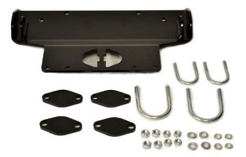 Save %25 Now! WARN 89613 Center Plow Mounting Kit for ATV