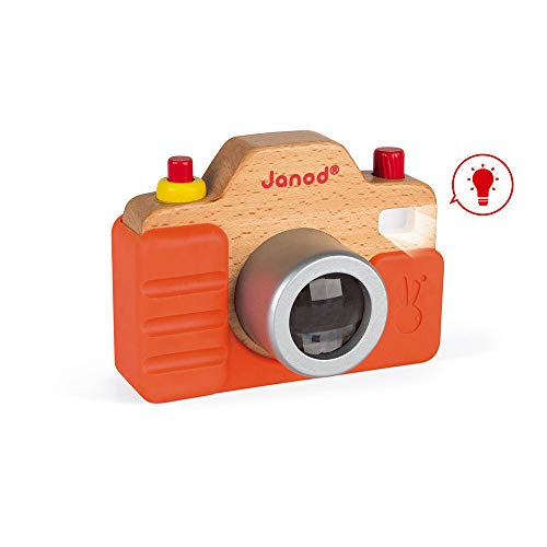 Janod J05335 Sound Camera Game