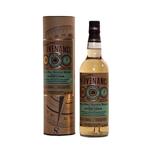 Douglas Laing & Co. PROVENANCE Auchentoshan 7 Years Old Single Cask Malt 2013 Whisky (1 x 0.7 l)