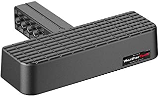 WeatherTech 81BS1 Black Receiver Bump Step
