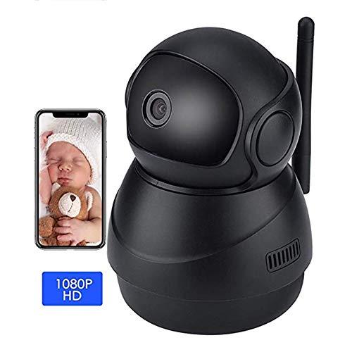 YZY 1080P HD WiFi camera, baby-monitor met nachtzicht bewegingsdetectie 2-weg audio, Home Security bewakingscamera voor baby/ouder/pet-monitor