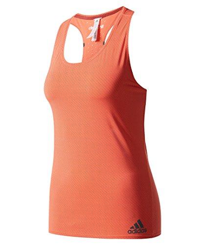 adidas Cap Chill Tan1 Camiseta, Mujer, Naranja (corsen), XS