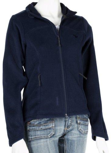 Tatonka Essential Femme Topeka Lady Jacket Veste en Polaire Bleu Bleu 42