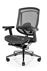 The new era of work chairs - Designed for incredible comfort. Built for absolute durability. Exceptional Materials - The NeueChair is made from high-quality materials, such as ADC12 aluminum alloy, grade 12.9 bolts, high carbon silicomanganese, and a...